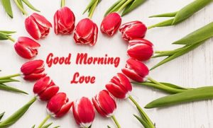love message good morning