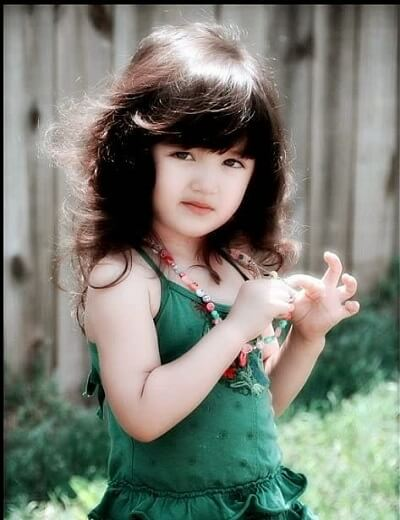 cute baby photo for friends