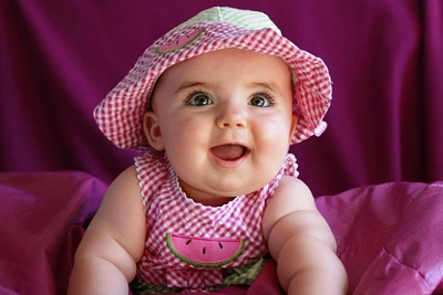 hd profile for cute baby