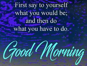 Good morning inspirationa lmessage image download