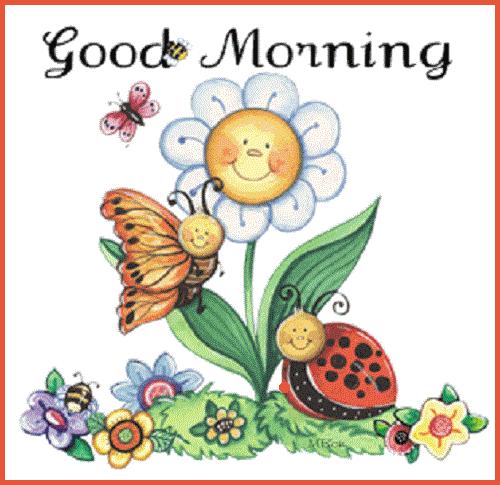 full HD wallpaper of good morning