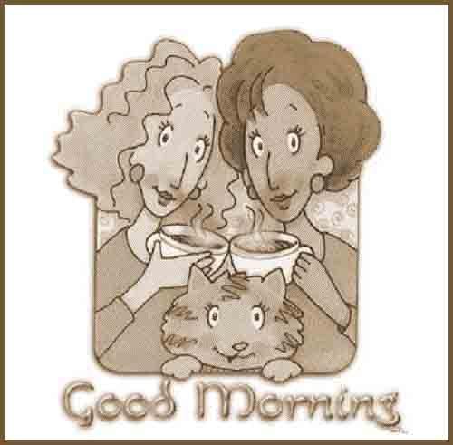 full good morning image for mobile