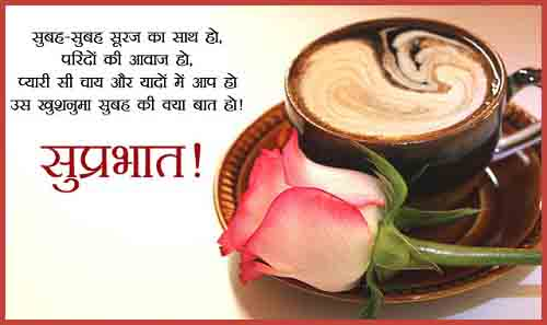 49 Good Morning Hindi Quotes I Good Morning Messages in Hindi
