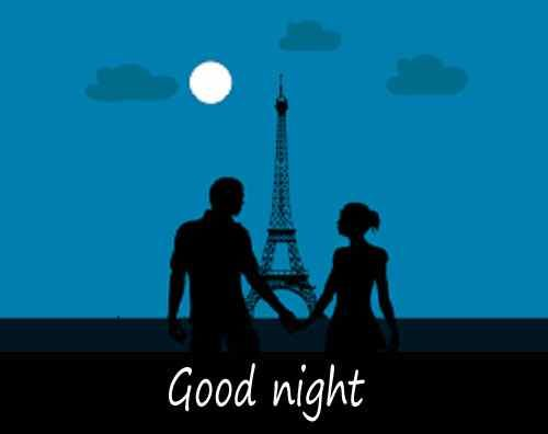 best couple good night wallpaper