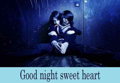 sweet image of good night download