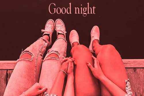 cute image of good night