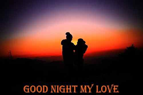 image of good night for fb