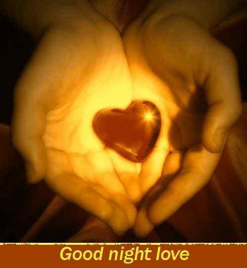romantic good night image download