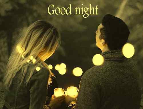 romantic image of good night download