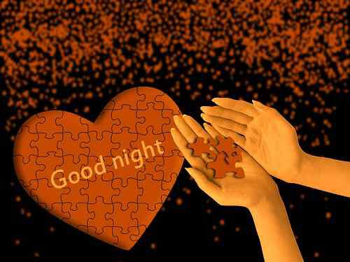 top photo of good night free download