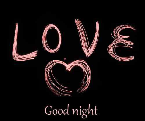 top pic of good night for fb