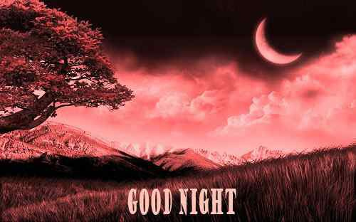 nice wallpaper of good night for fb