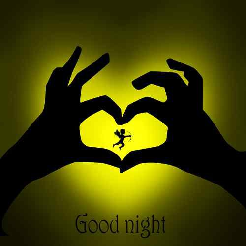 popular image of good night