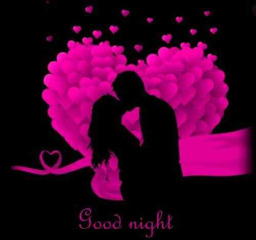 romantic good night image download