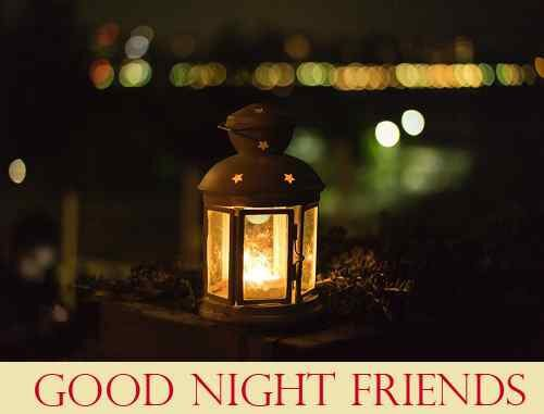 top pic of good night for friends